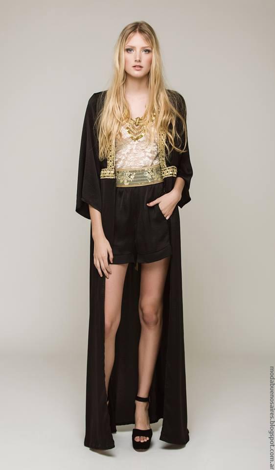 Moda primavera verano 2017 ropa de mujer moda.