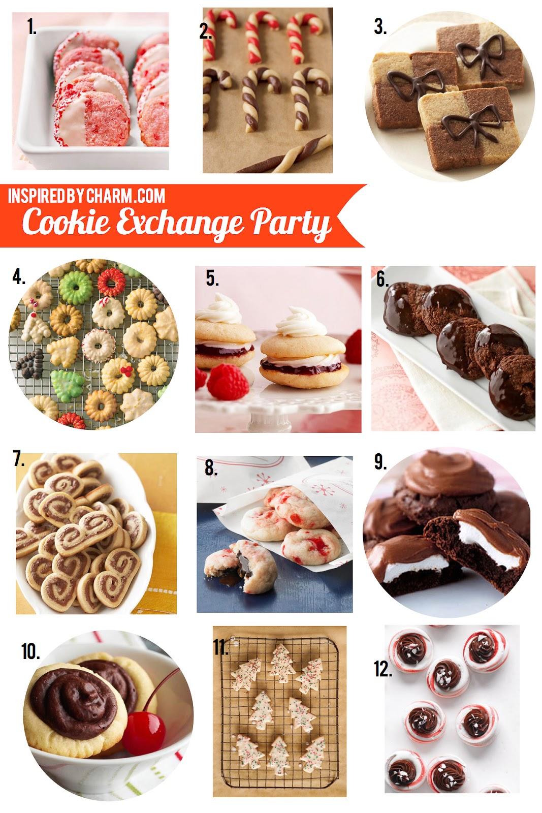 Cookie exchange or cookie swap parties are fun for everyone involved. This is how to host your own cookie exchange party.
