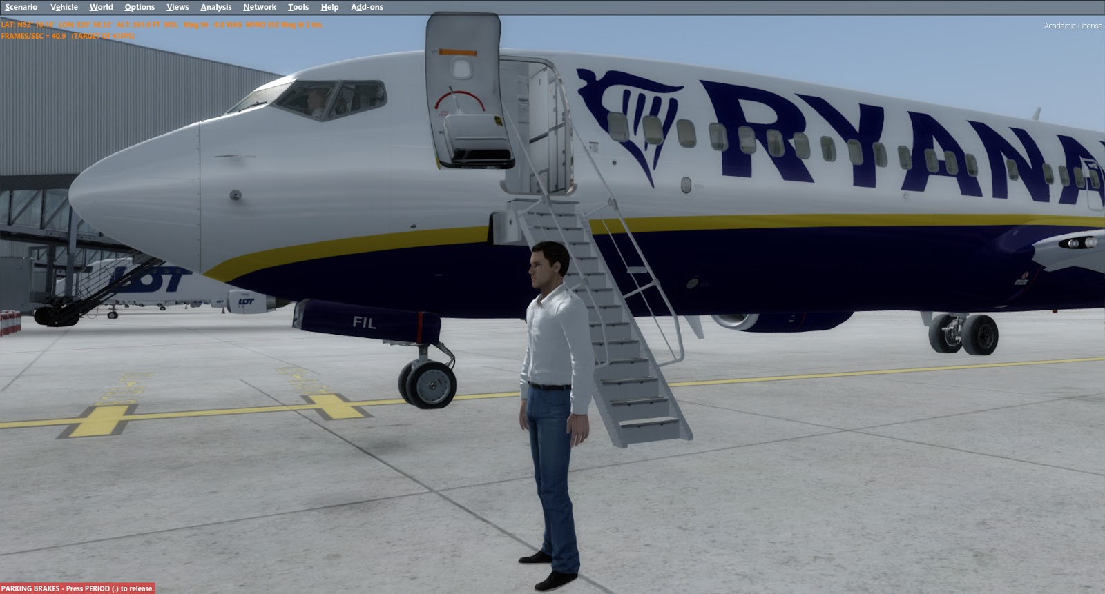 TERMINAL 76, aeropuertos, aviones, flight simulator y mucho más