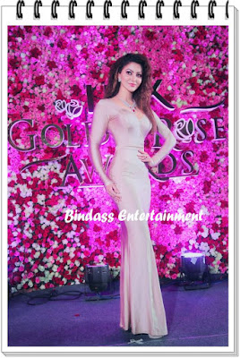 uravashi-rautela-in-lux-golden-rose-awards-5