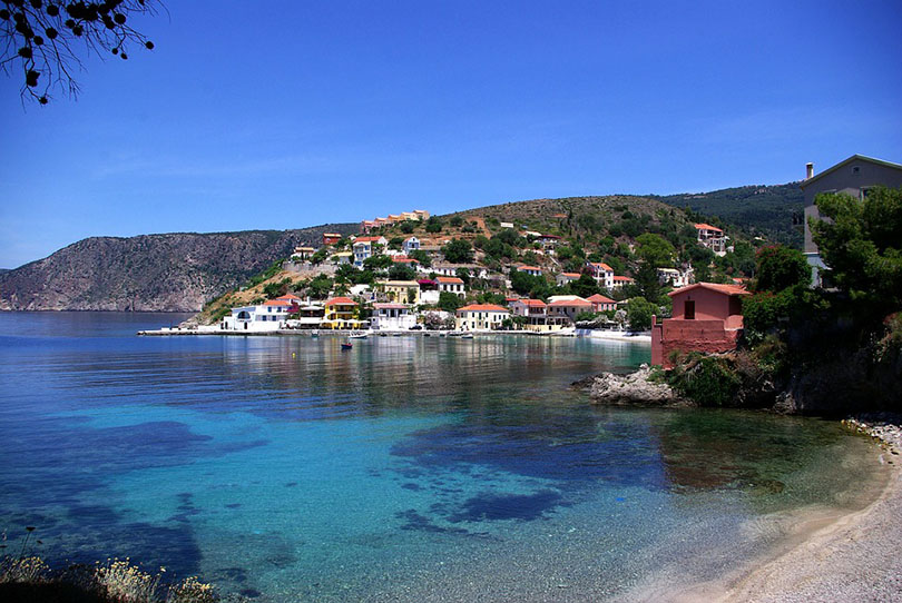 The Senses of Kefalonia