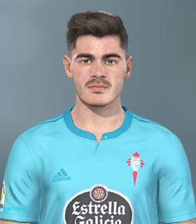 PES 2019 Faces Jozabed by Lucas Facemaker
