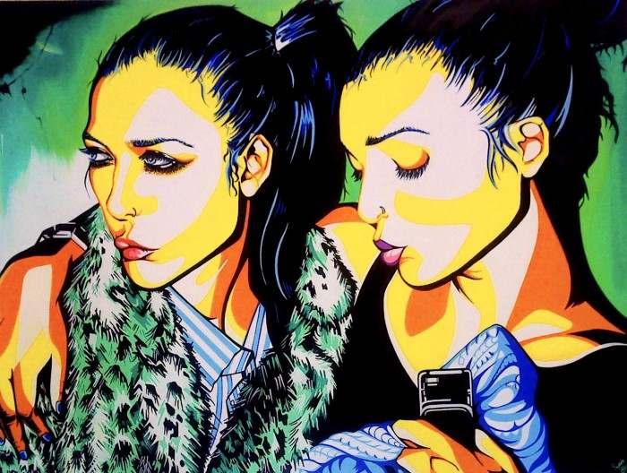 Британский свободный художник. Suzko Art