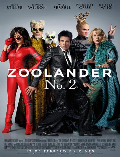 Ver Zoolander 2 (2016) Online