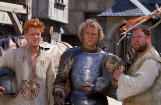 a knights tale-alan tudyk-heath ledger-mark addy