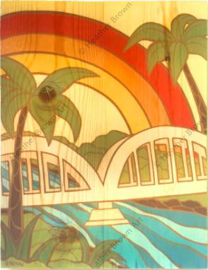 Haleiwa art festival