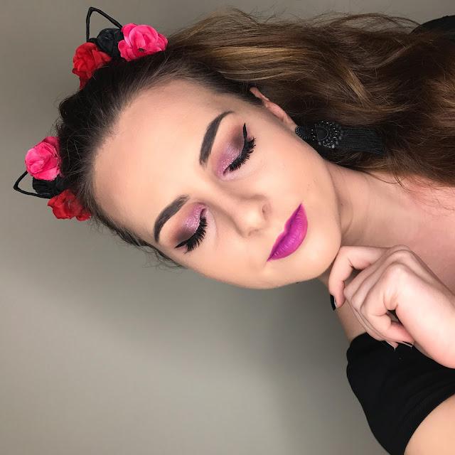 Makijaż walentynkowy #Valentinesmakeup