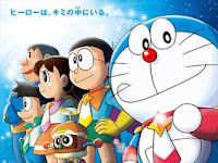 Film Doraemon Nobita no Space Heroes 2015 Bluray 720p 750MB