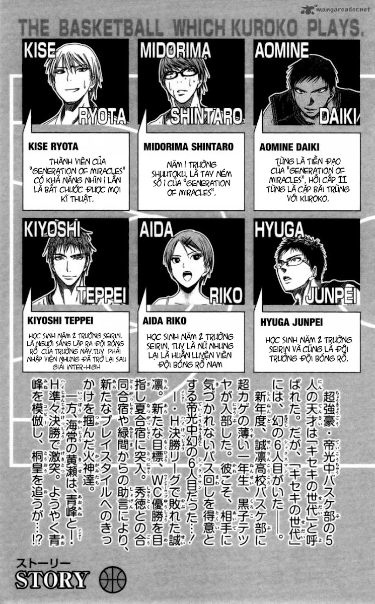 Kuroko No Basket chap 071 trang 5