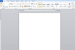 3 Cara Membuat File Di Ms. Word