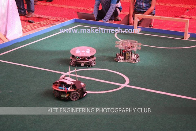 Soccer robots for robocup.design of robots.details of making robot chassis