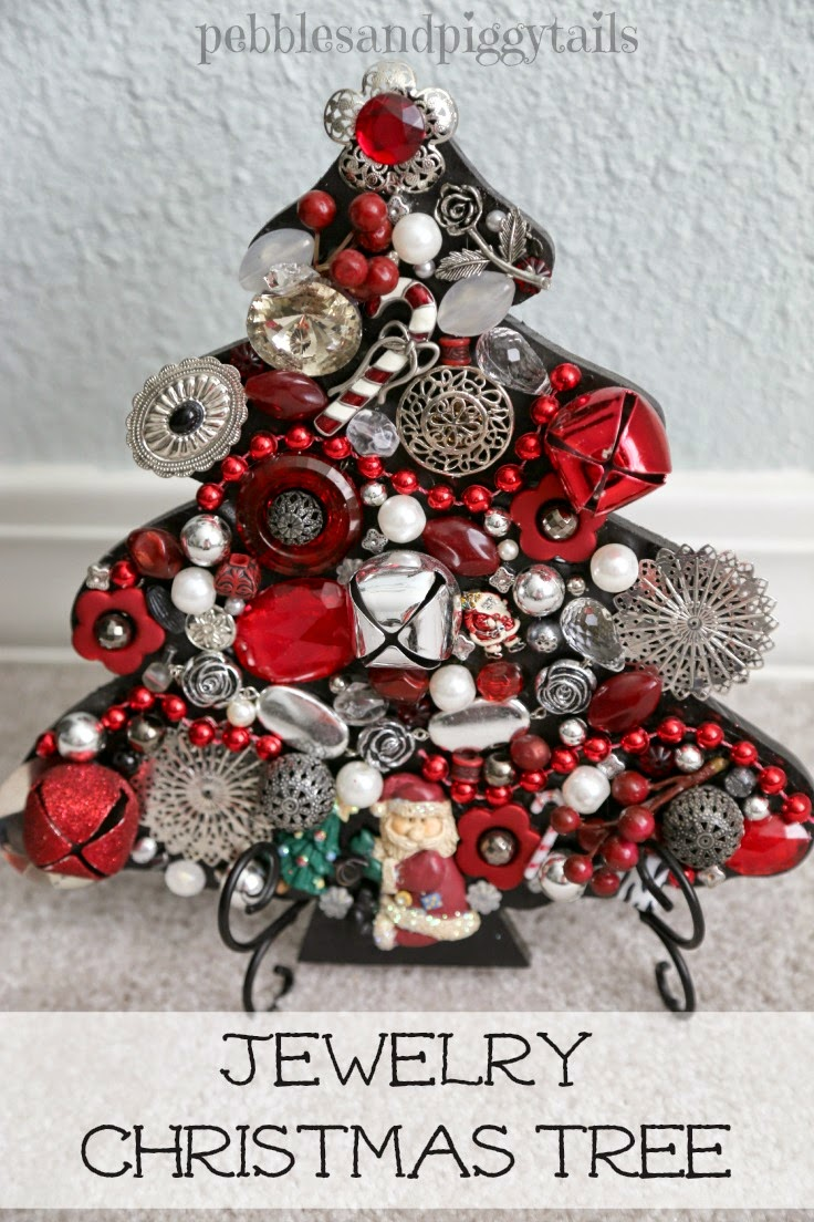 Jewelry Christmas Tree Making Life Blissful