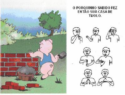 os três porquinhos libras7