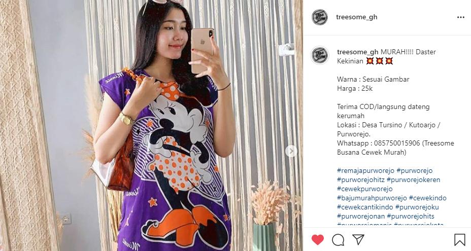 supplier baju murah purworejo