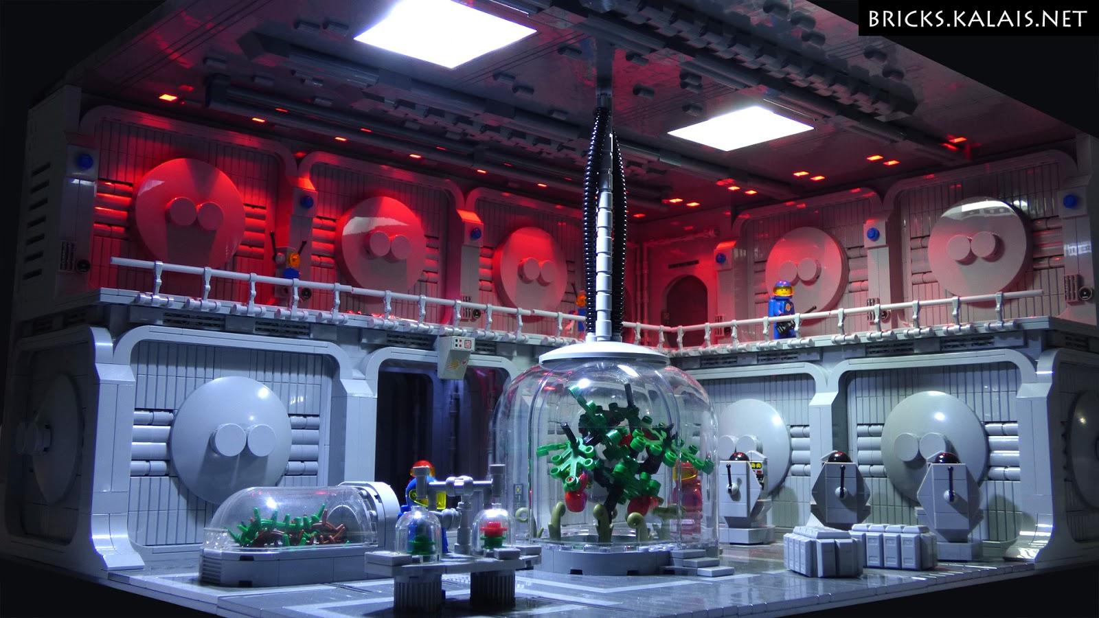[MOC] Bio-Research Space Base