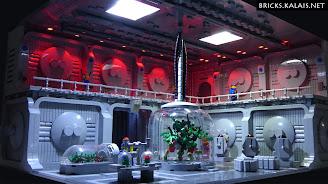 [MOC] Biotechnologiczna baza kosmiczna