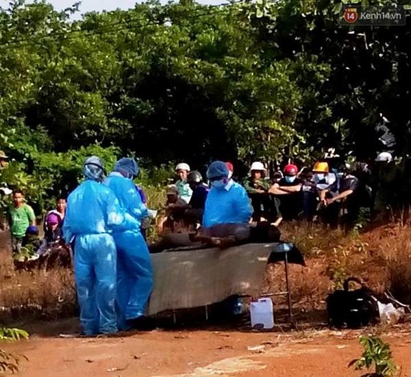 Gia Lai: Bàng hoàng phát hiện thi thể nam thanh niên bên bờ suối