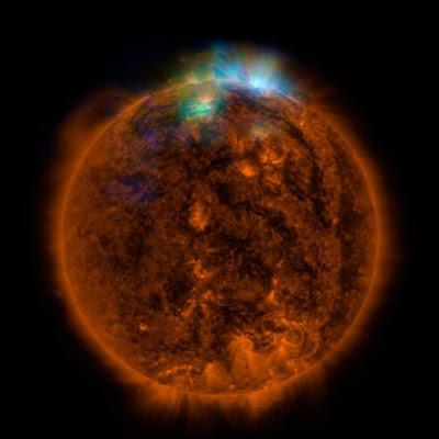 Сонце і невідома планета