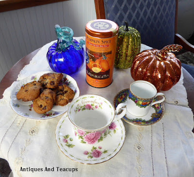 Antiques And Teacups: Tuesday Cuppa Tea, November Things ...