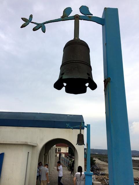 希臘風情 麗水漁港