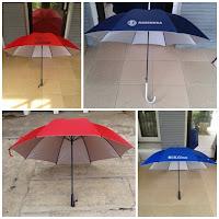 Payung Anti UV Termurah, Payung Anti Panas, Payung Anti Ultraviolet Polos, payung anti sinar Matahari dengan Cetak Logo Kantor Berkualitas dan Harga Murah