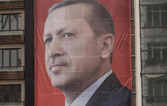 """Ερντογάν ο """"βολεψάκιας""""!"""