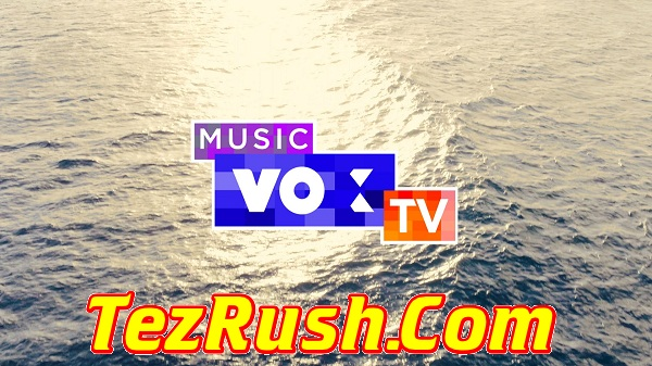 Vox Music TV Logo 2018 TezRush
