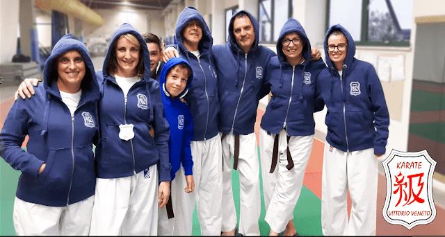 karate kyu nuovi corsi 2019 Vittorio Veneto