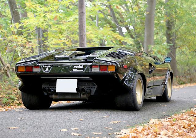 1987 Lamborghini Countach 5000 Quattrovalvole For Sale At Coys For