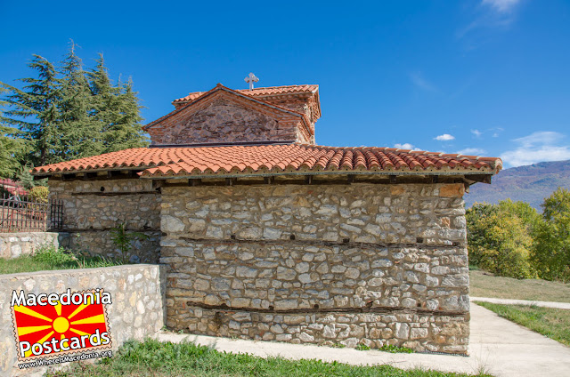 Св. Константин и Елена - Охрид, Македонија