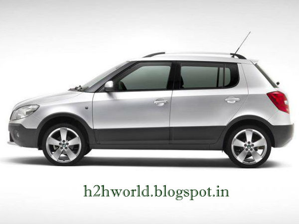 hand 2 hand world skoda fabia scout price specs features. Black Bedroom Furniture Sets. Home Design Ideas
