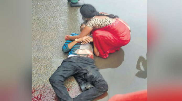 सड़क दुर्घटना: इकलौता बेटा खो दिया प्लीज मेरे भाई को बचा लो | INDORE NEWS