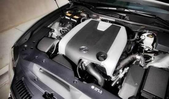 2018 Lexus ES 350 Engine Specs