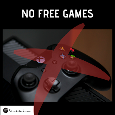 NO-FREE-GAMES
