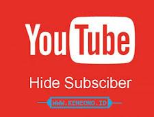 Cara Menyembunyikan Jumlah Subscriber Channel YouTube
