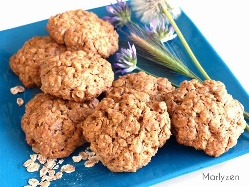Biscuits aux 5 céréales