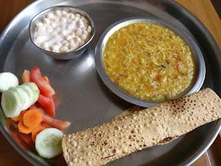 Dal Khichdi Tadka