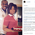 Vincent Enyeama celebrates 16 years with his wife