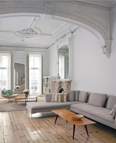 The Grey House Revival Scandi Whitewashed Floors Etc