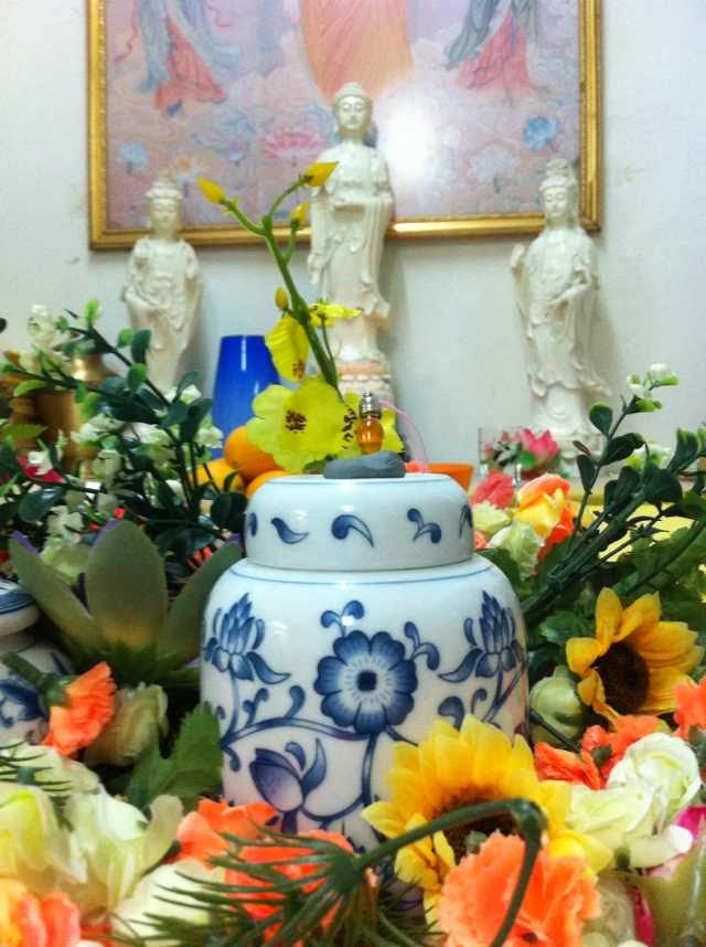 Pets in Peace Malaysia pets cremation services: Buddhism way