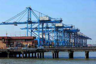 Lloyd's report to JNPT among the top 30 global container ports