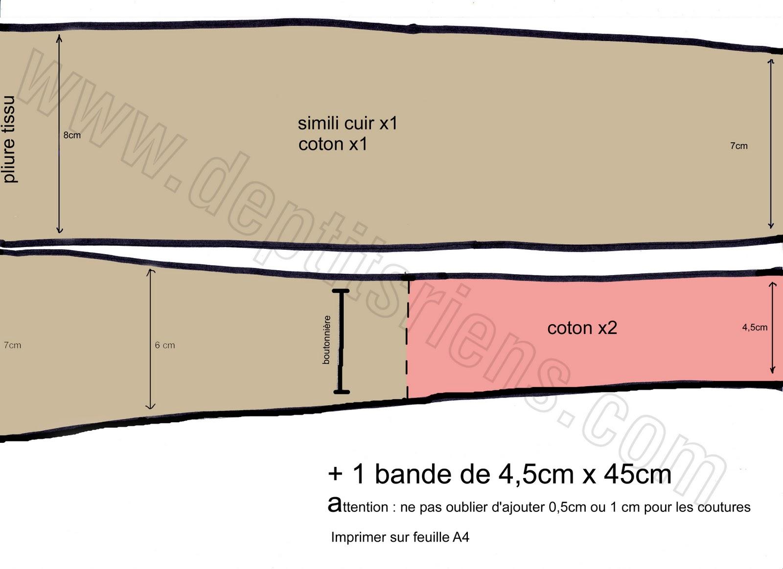 3cfd36d48e6 La ceinture que j ai réalisée est en 2 matières et peut se porter des deux  côtés. mon tour de hanche (partie la plus large) est de 95 cm.
