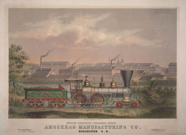 Amoskeag Manufacturing Co.