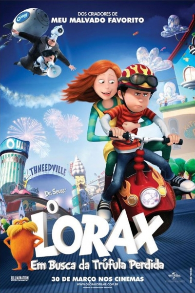 O Lorax: Em Busca da Trúfula Perdida - Dublado