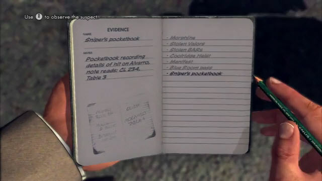 Interrogation Notebook