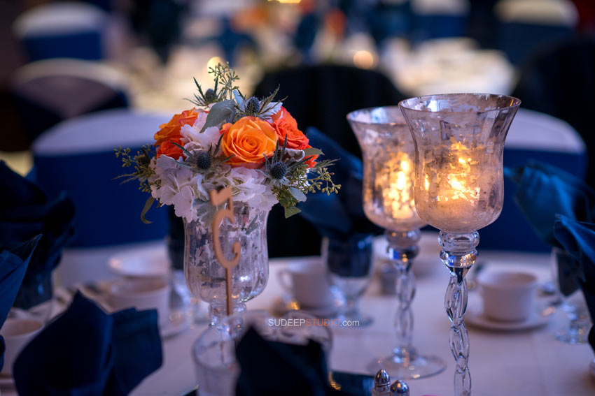Club Venetian Wedding Decoration Photography - Ann Arbor Photographer Sudeep Studio.com