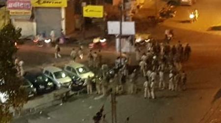 भोपाल तनाव: शहर को आग लगाने की कोशिश नाकाम, पुलिस ने 4 घंटे में काबू किए हालात