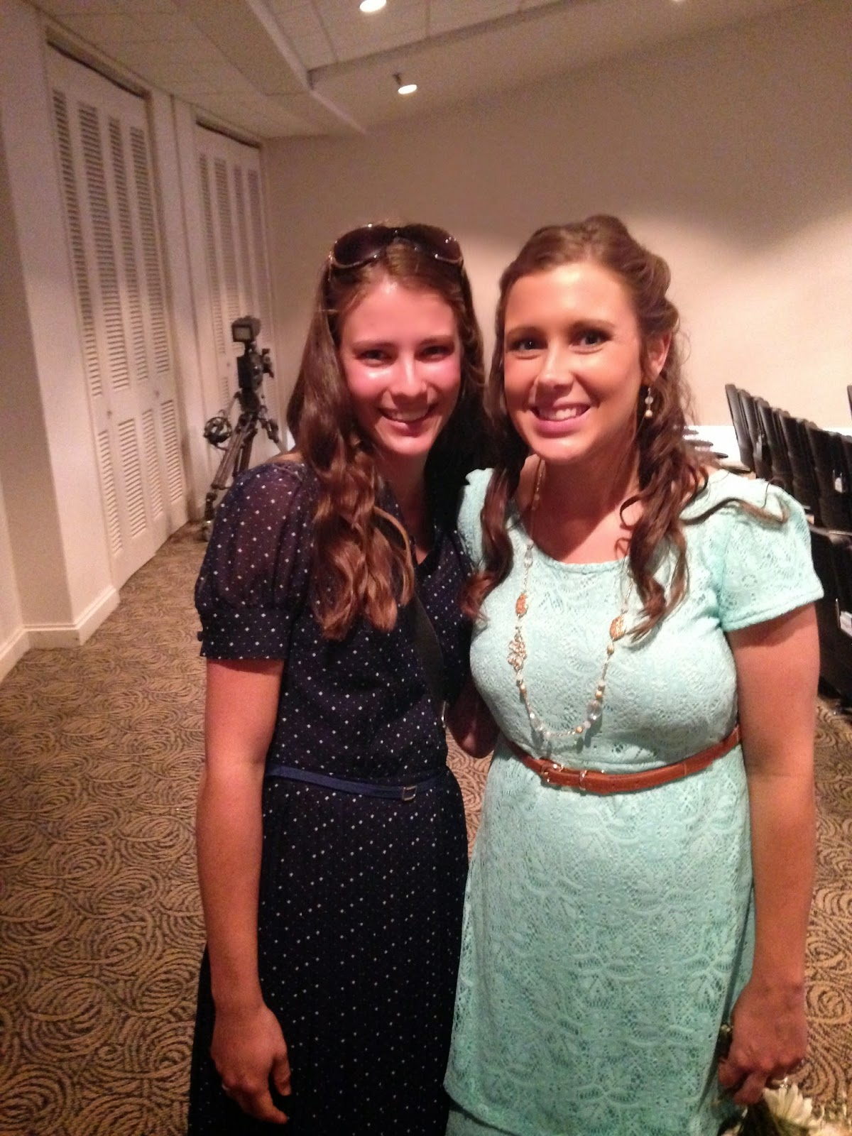 Anna Duggar bridesmaid