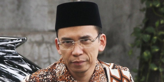 TGB Sebut Era Jokowi Polwan Diberi Izin Berjilbab