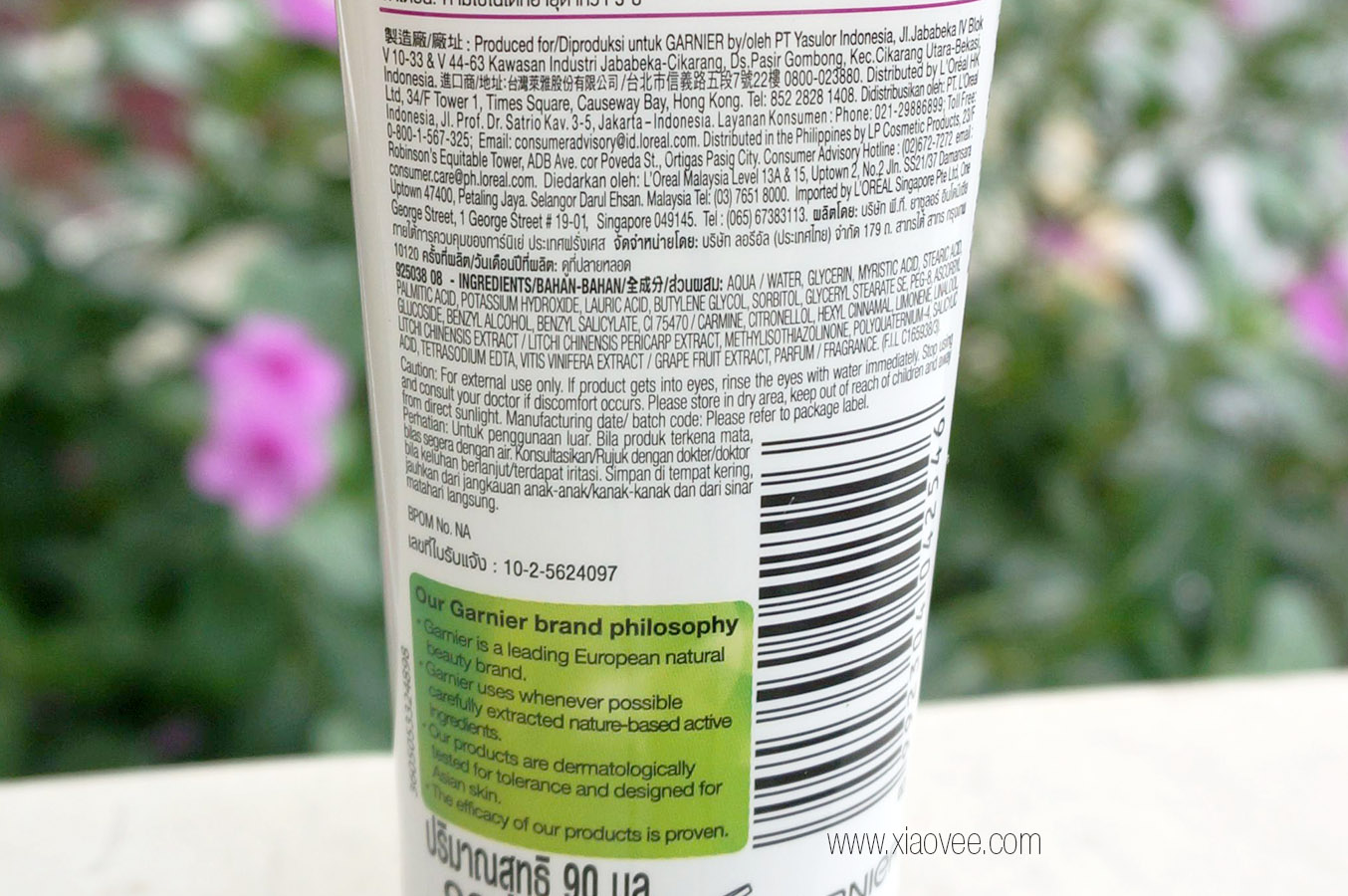 Garnier Duo Clean review